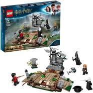 LEGO Harry Potter 75965 'Der Aufstieg von Voldemort', 184 Teile, ab 7 Jahren, inkl. 4 Minifiguren