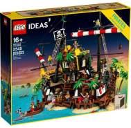 LEGO Ideas - Piraten der Barracuda-Bucht 21322