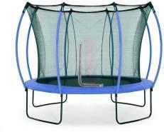 Plum Springsafe Trampolin Colours mit Sicherheitsnetz Blau 305 cm