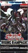 Yu Gi Oh Rising Rampage 1 Boosterpack mit 9 Karten