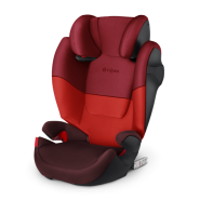 Cybex - Solution M-Fix Rumba Red (Kollektion 2019)