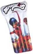 Luftmatratze Ladybug junior 61 x 119 cm weiss/rot