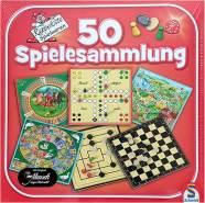 Schmidt 49192 - Spielesammlung, 50 Spielmöglichkeiten, Rappelkiste