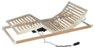Breckle Legato 28 M 80x200 cm elektrisch verstellbarer Lattenrost