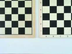 Weiblespiele 02096 - Schachbrett aus Ahorn, 52 x 52 cm