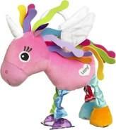"""Lamaze Baby Spielzeug """"Ella, das Einhorn"""" Clip & Go, Greifling, Stoffspielzeug Kleinkind, Motorikspielzeug Beißen, LC27561, ROSA"""