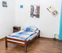 Steiner Einzelbett 'Easy Premium Line K1/1n' braun, 90x200 cm