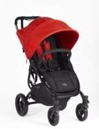 Valco Baby Buggy Snap 4 Original Black inkl. Dach in fire