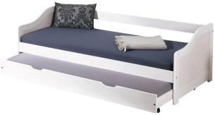 Inter Link 'Leonie' Kinderbett 90x200 cm weiss lackiert