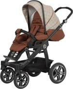 Quinny Kinderwagen Hubb Graphite on Grey