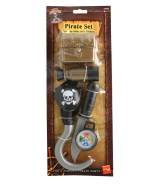 Horror-Shop - Piraten Set 6-teilig
