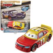 Mattel - Chip Gearings / Combuster - Renn-Legenden | Thomasville Racing | Disney Cars | Cast 1:55 Fahrzeuge
