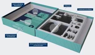 Franzis - Retro-Kamera zum Selberbauen, Bausatz