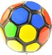 fußball mehrfarbig 15 cm