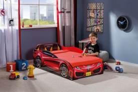 Cilek 'Spyder' Autobett rot
