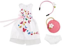 Käthe Kruse 0126867 Sofia Sommerfest Outfit, weiß