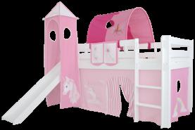 Mobi Furniture Tunnel Einhorn für Hochbett