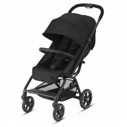 CYBEX Gold 'EEZY S+ 2' Buggy 2021 Black/Deep Black