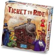 Brettspiel Ticket to Ride - USA