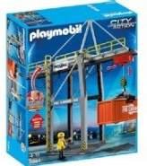 PLAYMOBIL - Elektrisches Verladeterminal 5254
