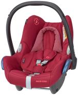 Maxi-Cosi 'Cabriofix' Babyschale 2020 Essential Red von 0-13 kg (Gruppe 0+)