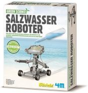 4M 68554 68554-Green Science-Salzwasser Roboter, Mehrfarbig