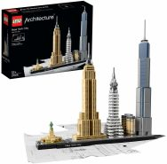 LEGO Architecture 21028 'New York City', 598 Teile, ab 12 Jahren, detailliertes Modell