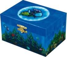 Spieldose Regenbogenfisch© Blau