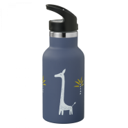 Fresk Thermosflasche 350 ml + Nachfüllpack Giraffe