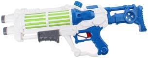 Wasserpistole Space 58 cm weiß / blau