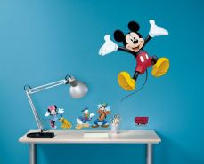 Deco-Sticker Mickey and Friends