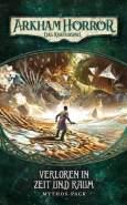 Fantasy Flight Games FFGD1107 Arkham Horror: LCG-Verloren in Zeit und Raum Mythos-Pack (Dunwich-6) DEUTSCH