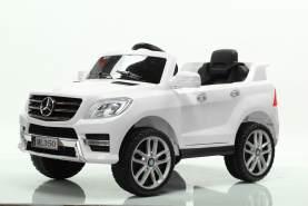 Toys Store - Kinder-Elektroauto Mercedes Benz ML350 SUV - weiß