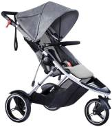 phil&teds - Dash Buggy - grey marl