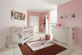 4-tlg. Babyzimmer-Set 'Amelie'