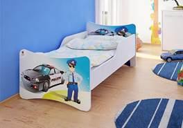 Best For Kids Kinderbett mit Schaummatratze 90x200 cm