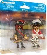 Playmobil 70273 'Piratenkapitän und Rotrock', 17 Teile, ab 4 Jahren