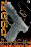 Sohni-Wicke 25er Pistole Special Agent P99