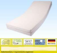 Doctor Sleep 'mediluxus' Matratze 200 x 200 cm, H2 (HR 45), Kernhöhe 16,5 cm, Bezug: Cashmere