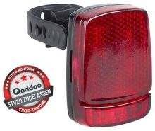 Qeridoo LED Batterierücklicht ab 2020