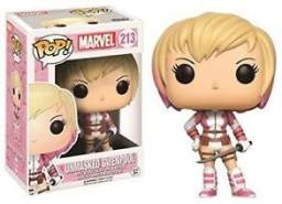Funko POP! Marvel: Gwenpool Unmasked (Exc)