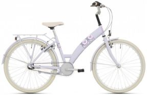 Bike Fun Lots Of Love, 24 Zoll 39 cm Mädchen 3G Rücktrittbremse