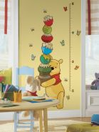 RoomMates - Winnie Pooh Messlatte RMK1501GC Wandsticker Wandtattoo Sticker