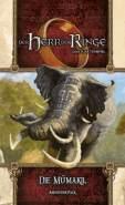 Fantasy Flight Games FFGD2653 Der Herr der Ringe Kartenspiel-LCG-Die Mumakil Abenteuer-Pack Haradrim