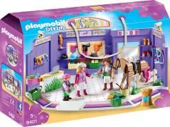 PLAYMOBIL City Life 9401 Reitsportgeschäft, Ab 5 Jahren