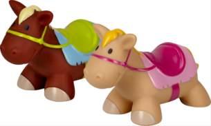 Pony-Spritztiere Mein kleiner Ponyhof, 1 Stück, zufällige Auswahl, keine Vorauswahl möglich