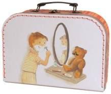 Rasier-Set im Koffer für Kinder - Kinderrasierset aus Holz