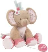 Nattou - Charlotte & Rose - Spieluhr - Rose der Elefant (klein)