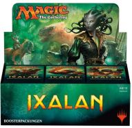 Wizards of the Coast Magic: The Gathering - Ixalan Booster Display deutsch