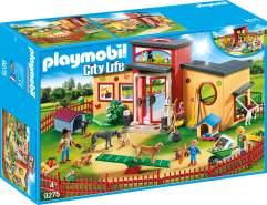 """Playmobil City Life 9275 Tierhotel """"Pfötchen"""", Ab 4 Jahren"""